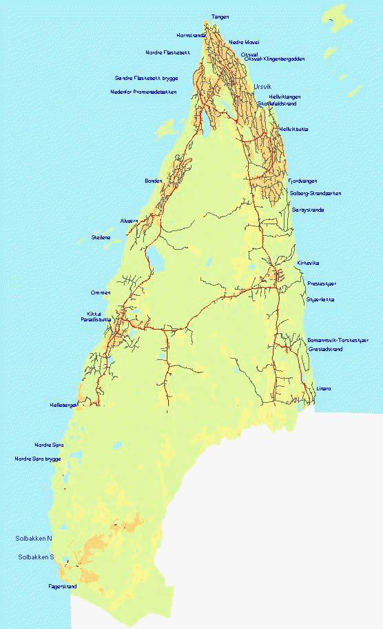 kyststien nesodden kart Badeområder på Nesodden   Nesodden kommune kyststien nesodden kart