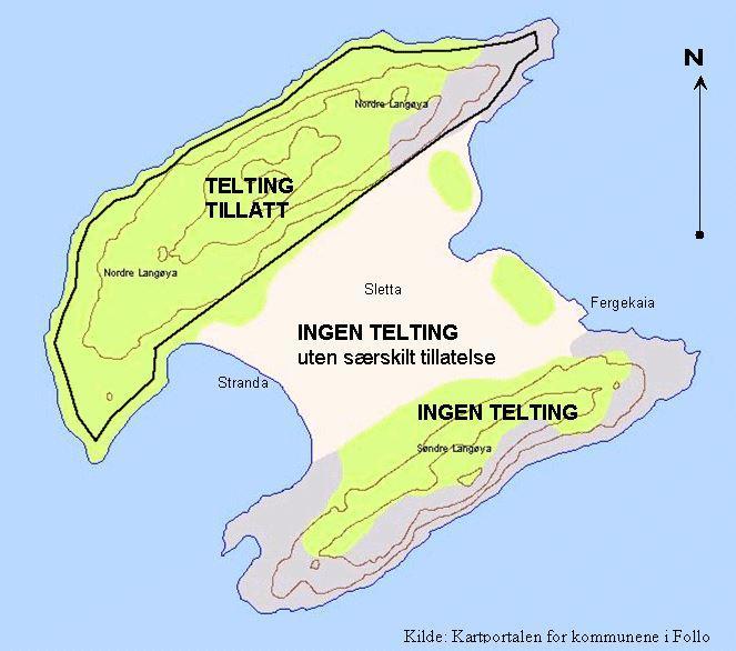langøyene kart Langøyene   Nesodden kommune langøyene kart